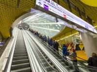 otwarcie II linni metra-zolte