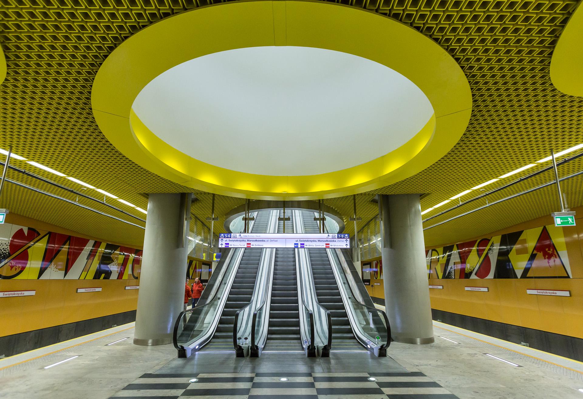 otwarcie II linni metra-zolte1